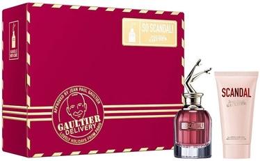 Komplekt naistele Jean Paul Gaultier So Scandal 2pcs Set 125 ml EDP