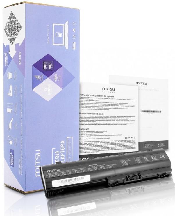 Mitsu Battery For HP Compaq Presario CQ42/CQ62/CQ72 4400mAh