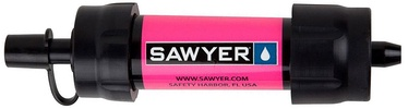 Sawyer Mini Water Filtration System Pink