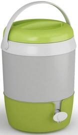 Adriatic Thermo Bottle Dispenser Grey/Green 6l