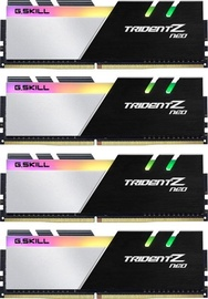G.SKILL Trident Z Neo Series DDR4 KIT OF 4 F4-3600C16Q-32GTZNC