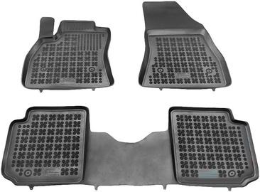 REZAW-PLAST Fiat 500L 2013 Rubber Floor Mats