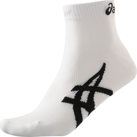 Asics 1000 Series Quarter Socks White 35-38