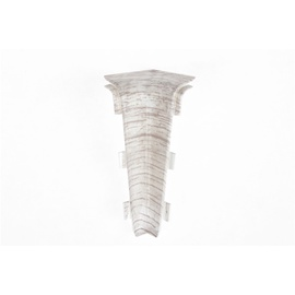 Salag SG7CI4 Skirting Internal Corner Grey