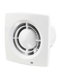 Haushalt Exctractor Fan 100X1VT White