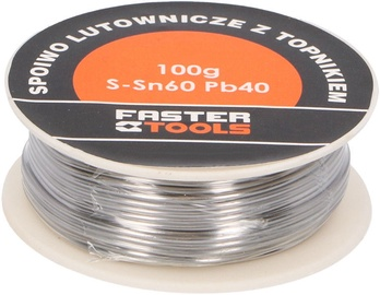 Ega 03-27-0307 Tin with Rosin 3mm 100g