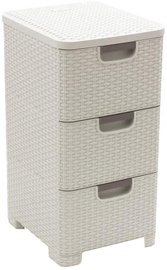Curver Style Chest Beige 3 0806604885