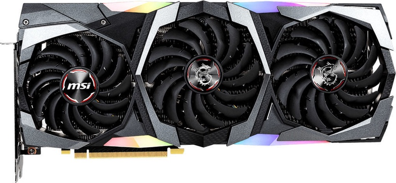 MSI GeForce RTX 2080 Super Gaming X Trio 8GB GDDR6 PCIE RTX2080SUPERGAMINGXTRIO