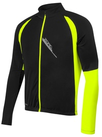 Force Zoro Slim Jacket Unisex Black/Yellow M