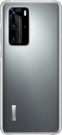 Fusion Ultra Clear Series Back Case For Huawei P40 Pro Transparent