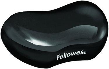 Fellowes Crystal Flex Rest Black
