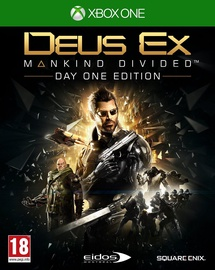 Deus Ex: Mankind Divided Day One Xbox One