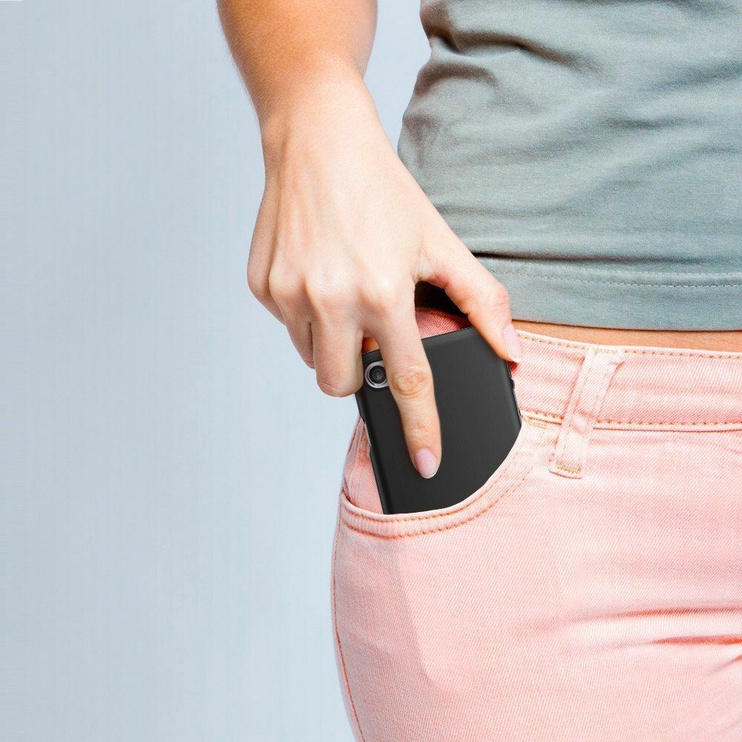 Spigen iPhone 7 Case Thin Fit Black