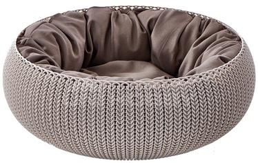 Curver Cushion Knit 54x54x20,2 Brown