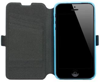Telone Super Slim Shine Book Case Samsung G928FZ Galaxy S6 Edge Plus Blue