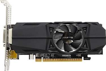 Gigabyte GeForce GTX1050 OC Low Profile 2GB GDDR5 PCIE GV-N1050OC-2GL