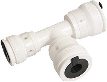 Henco 3-Way Connector Push-Fitting 16/20/16mm