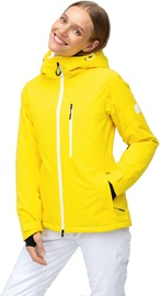 Audimas Ski Jacket Vibrant Yellow M