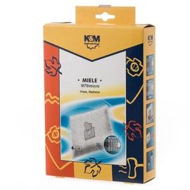 Tolmuimeja filtrid K&M M70 Micro, 4 tk