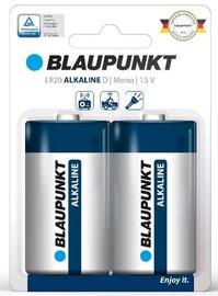 Blaupunkt LR20 Alkaline D Mono 1.5V 2pcs