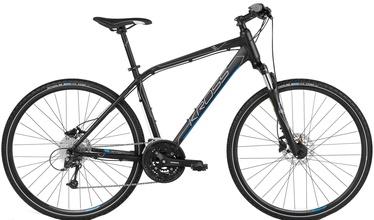 Kross Evado 6.0 XL 28' Black Blue Matte 2018