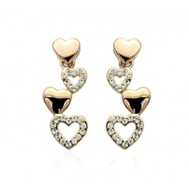 Vincento Earrings With Zirconium CE-1401