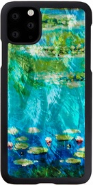 iKins Water Lilies Back Case For Apple iPhone 11 Pro Black
