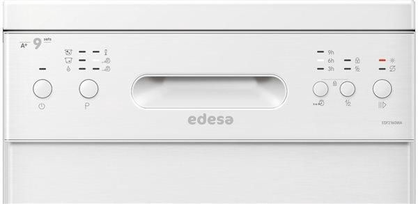 Nõudepesumasin Edesa EDW-4591 WH
