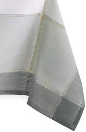 Piklik laudlina AmeliaHome Sevran, sinine/valge, 2400 mm x 1400 mm