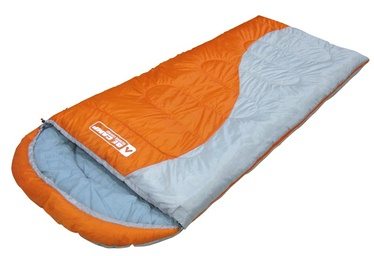 Magamiskott O.E.Camp Gusko RD-SB19 Grey/Orange, 220 cm