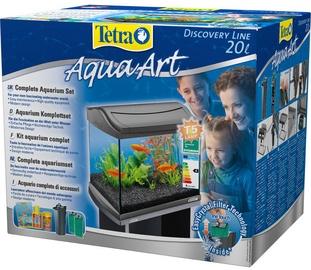 Tetra AquaArt Aquarium 20L Grey