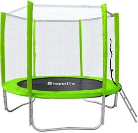 inSPORTline 9774-1 Trampoline Froggy PRO 305cm Green