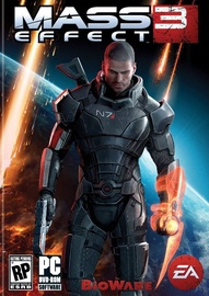 Mass Effect 3 (DVD BOX) PC