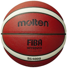 Molten FIBA Basketball B7G4000 Orange Size 7