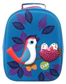 Oops 3D Soft Backpack Bird Blue