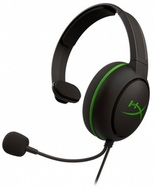 Kingston HyperX Cloud Chat Xbox Headset Black/Green
