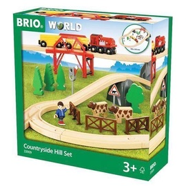 Brio World Countryside Hill Set 3390