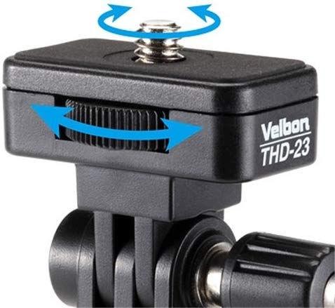 Velbon Monopod Head THD-23