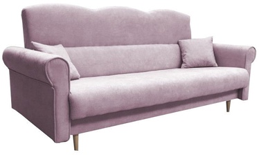 Диван-кровать Idzczak Meble Karolina Avra 10 Pink, 216 x 105 x 101 см