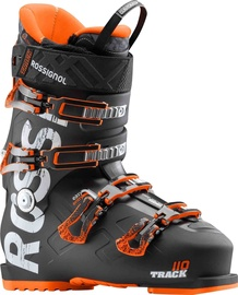 Rossignol Ski Boots Trakck 110 Black/Orange 29.5
