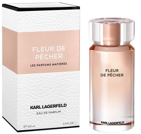 Karl Lagerfeld Fleur De Pecher Les Pafums Matieres 100ml EDP