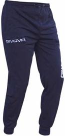 Givova One Pants P019-0004 Blue XS