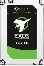 "Seagate Exos X14 10TB 7200RPM 256MB 3.5"" SATA"
