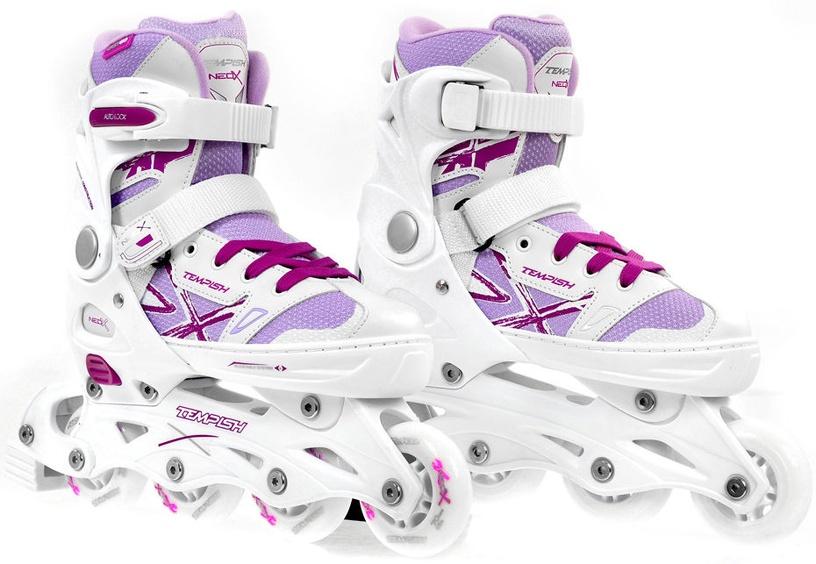 Rulluisud Tempish Neo-X White/Purple, 37-40