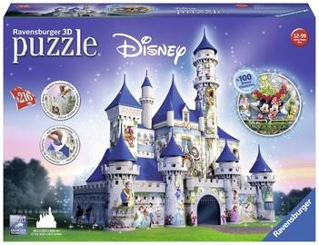 Ravensburger 3D Puzzle Disney Castle 216pcs 125876