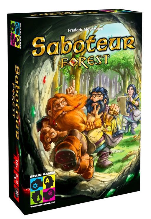 Brain Games Saboteur Forest