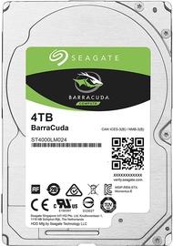 Seagate BarraCuda 4TB 5400RPM SATAIII 128MB ST4000LM024