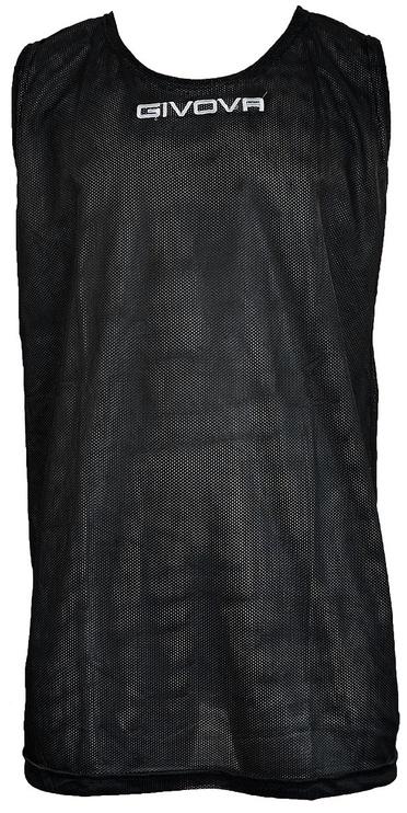Givova Double Basketball Set Black White S