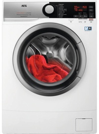 AEG L6SE26SE Washing Machine White