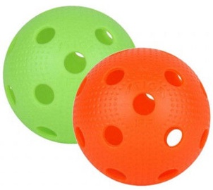 Stiga EXS Floorball Balls 2pcs Mixed